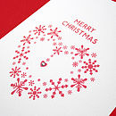 Pack Of Eight Christmas Cards