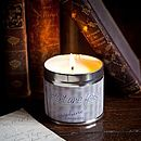 French 'Once Upon A Time' Candle