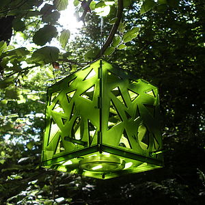 Flock Follies Bird Feeder