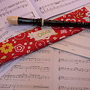 Personalised Recorder Cases