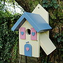 Handcrafted Fairytale Bird House