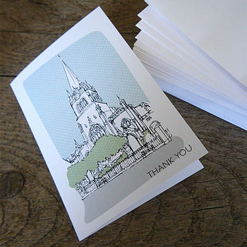 50 Personalised New Home Cards
