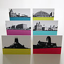 Liverpool Landscape Greeting Cards