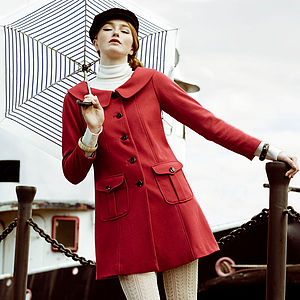 Audrey Coat - jackets & coats