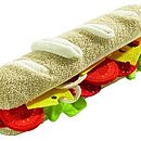 Soft Play Food Baguette