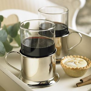 Mulled Wine Glass - glassware