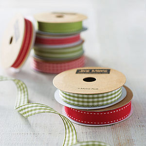 Christmas Ribbon Set - luxury wrap