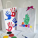 Plain Gift Bags To Decorate