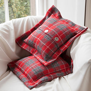 Harris Tweed Cushions - cushions
