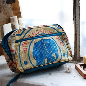 Elephant Wash Bag - wash & toiletry bags