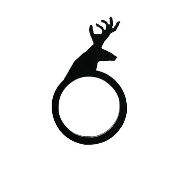 Shadow Jewellery - Ring - Deer