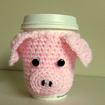 Podgy Pig Cup Holder