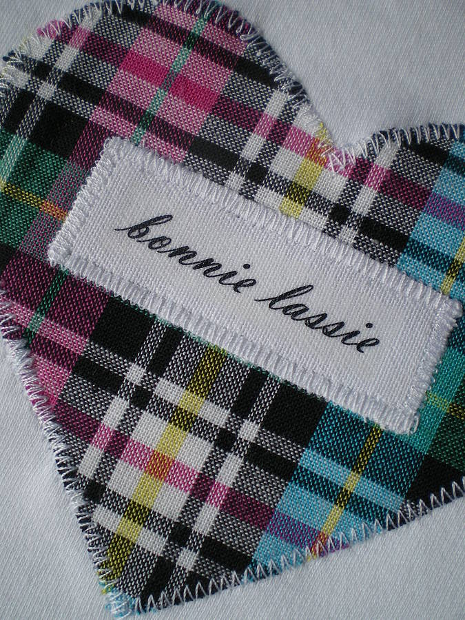 3f207204c set of two scottish baby vests by cabbie kids