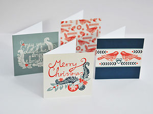 Christmas Cards - shop by category