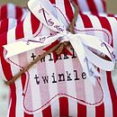 Candy Stripe Decorations