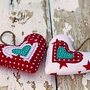 Bundle of Hearts Decorations