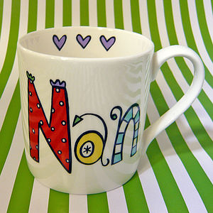 Nanny/Grandma/Granny… Mug - view all mother's day gifts
