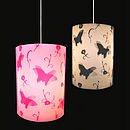Butterfly Effect Lampshade