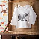 Luxury Organic Polar Bear Shirt