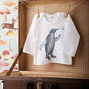 Luxury Organic Vintage Penguin Shirt - Sale