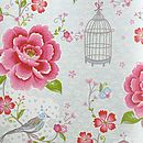PiP Studio Birds in Paradise white