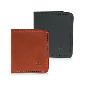 Clifton Leather Card Wallet