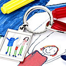 Thumb_20314_childrens_artwork_keyring_on_drawing