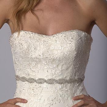 Megan Wedding Dress Belt