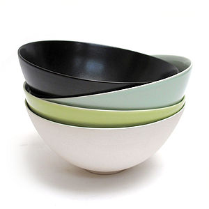 Rice Soup Noodle Bowl - tableware