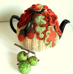 Autumnwatch Acorn Tea Cosy As Seen On TV