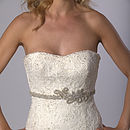 Isabelle Wedding Dress Belt