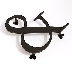 Wrought Iron Trivet - kitchen accessories
