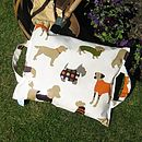 It's A Dog's Life Garden Kneeler
