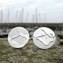 Isle of Wight Cufflinks