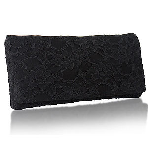 Astrid Lace Simple Clutch
