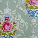 PiP Studio Shabby Chic Green wallpaper