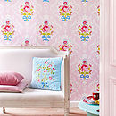 PiP Studio Shabby Chic Pink wallpaper