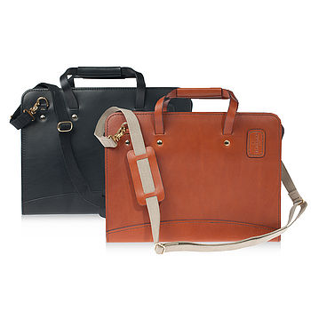 Clifton Leather Laptop Folio