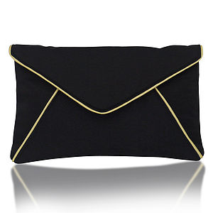 Katerina Envelope Clutch - womens