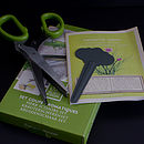 Herb Scissors And Planting Set