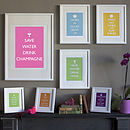 Framed Inspiration Print