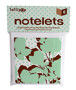 Notelets: Floral