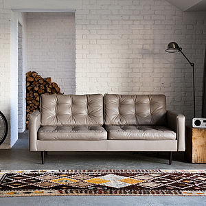 Harper Modern Sofa - home updates