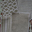 Printed Linen By The Metre