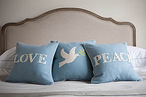Dove Cushion - cushions