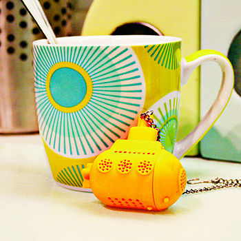 Submarine Tea Infuser