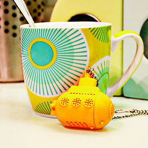Submarine Tea Infuser - teas, coffees & infusions