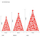Christmas Tree Dimensions
