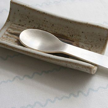 Tea Spoon Rest