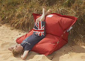 Big Hug Beanbags  Strapping - cushions